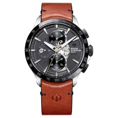 Baume & Mercier Clifton Club Indian Scout Limited Edition MOA10402