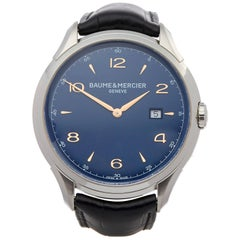 Baume & Mercier Clifton M0A10420 Men Stainless Steel Watch