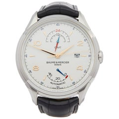 Baume & Mercier Clifton M0A10421 Men's Stainless Steel Watch