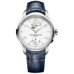 Baume & Mercier Clifton Power Reserve Automatic Men's Watch MOA10448