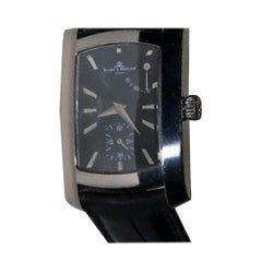Baume & Mercier Hampton 65303, White Dial, Certified and Warranty