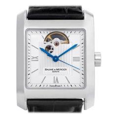 Baume & Mercier Hampton M0A08818, White Dial, Certified
