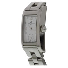 Baume & Mercier Hampton MV045139 with Band and White Dial