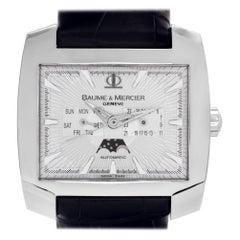 Baume & Mercier Hampton No-Ref#, Beige Dial, Certified and Warranty