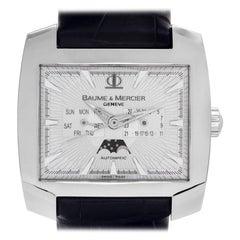 Baume & Mercier Hampton Unknown, Beige Dial, Certified and Warranty