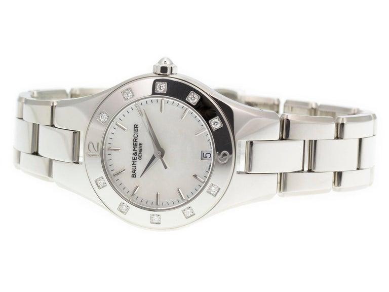 Women's Baume & Mercier Linea MOA10071 For Sale