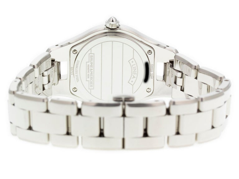 Baume & Mercier Linea MOA10071 For Sale 4
