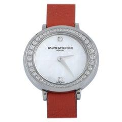 Baume & Mercier Petite Promesse Watch M0A10290