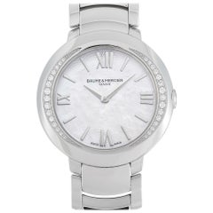 Baume & Mercier Promesse Watch M0A10160
