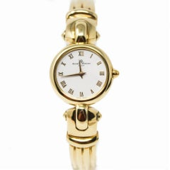 Baume & Mercier Tamina Ladies Watch Yellow Gold Certified Pre-Owned
