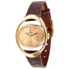 Baume & Mercier Vintage 36642.9 Ladies Watch in 18 Karat Yellow Gold