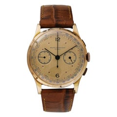 Baume & Mercier Vintage Chronograph Men's Watch