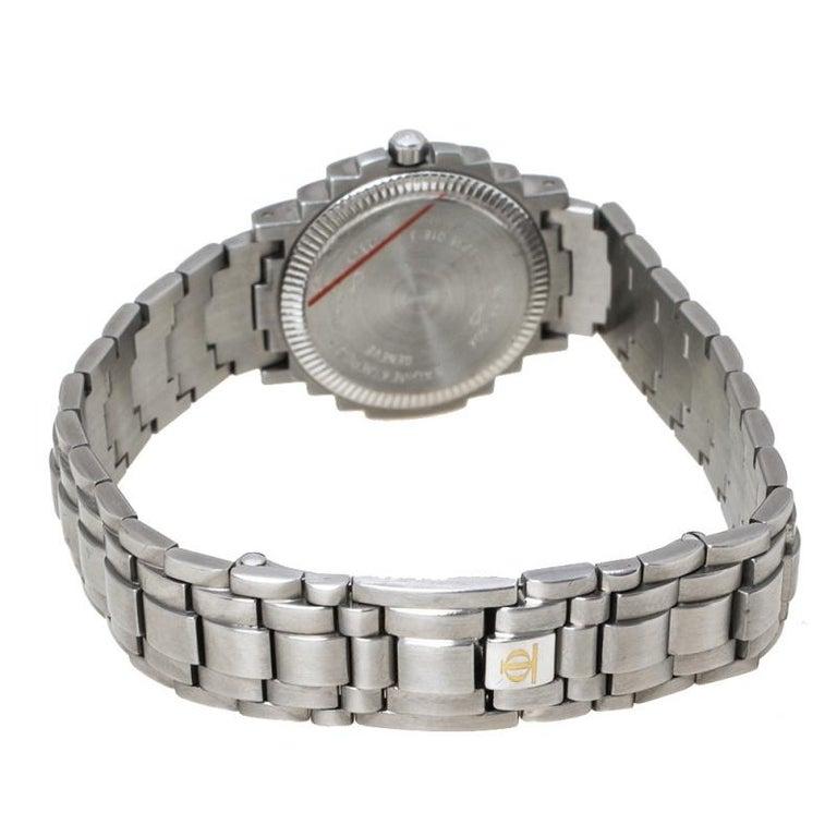 Baume & Mercier White Two-Tone Riviera 5236.018.3 Women's Wristwatch 26 mm 1