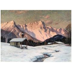 """Bavarian Sonnenaufgang"" by Erwin Kettemann"