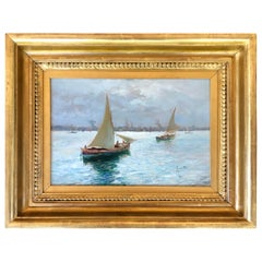 """Bay of Napoli"" by Oscar Ricciardi"