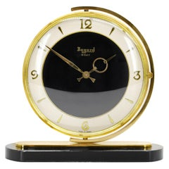 Art Deco Table Clocks and Desk Clocks