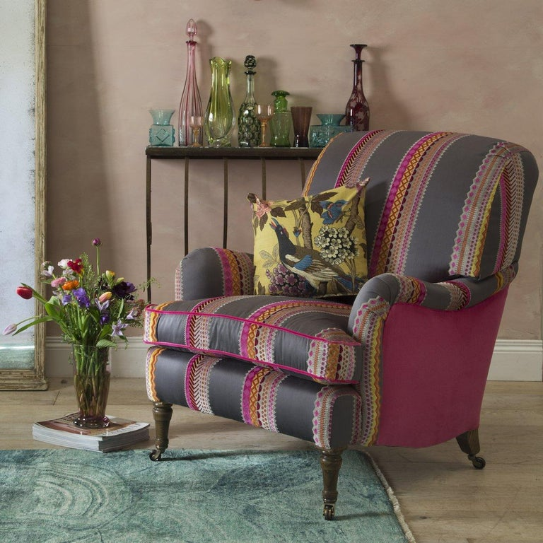 Bayswater Armchair In New Condition For Sale In Gloucestershire, GB