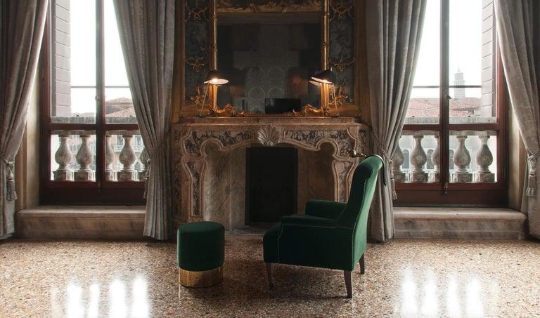 Contemporary Azucena ABCD Armchair by Luigi Caccia Dominioni For Sale