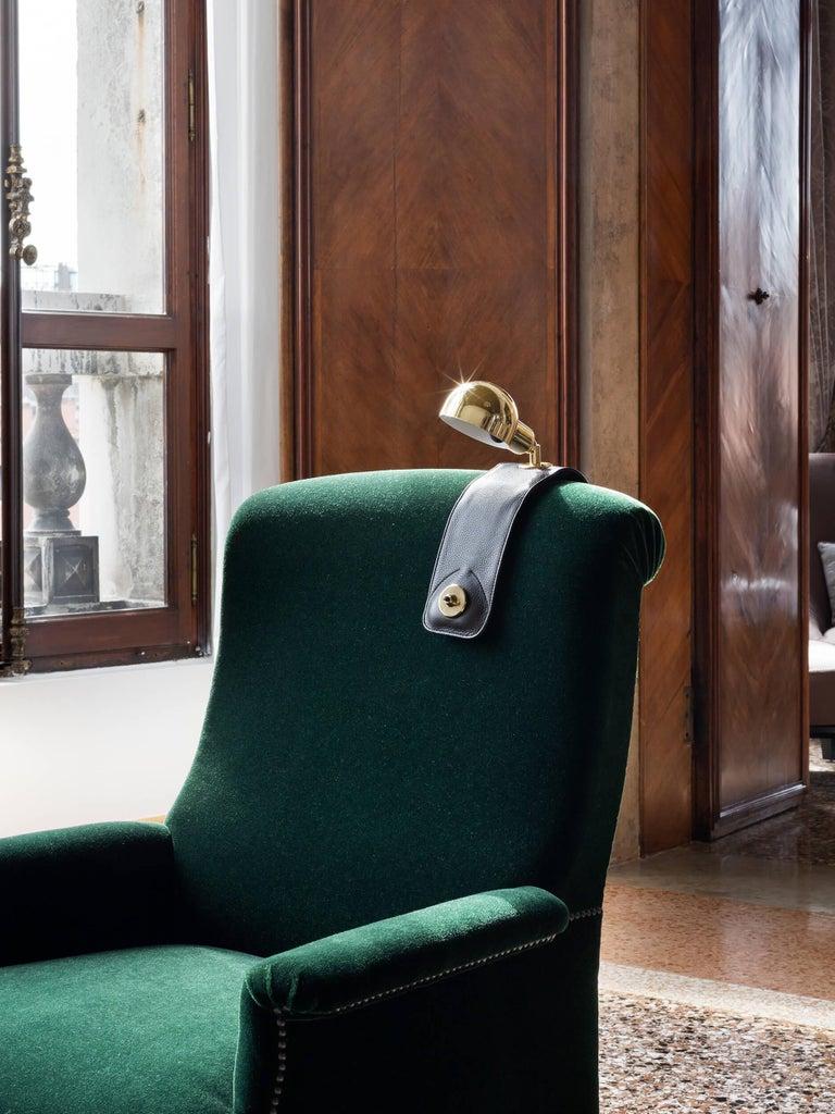 Azucena ABCD Armchair by Luigi Caccia Dominioni For Sale 1