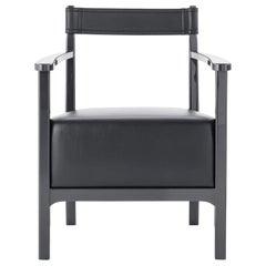 Azucena Chinotto High Small Armchair by Luigi Caccia Dominioni