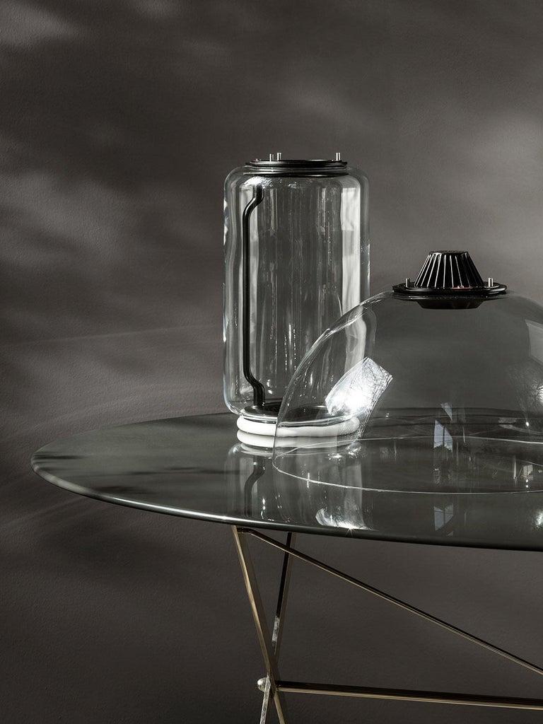 Azucena Large Cavalletto Oval Table By Luigi Caccia Dominioni For Sale 1