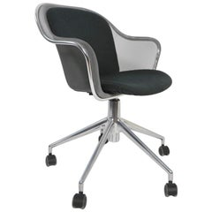 B&B Italia Maxalto Swivel Desk Chair by Antonio Citterio