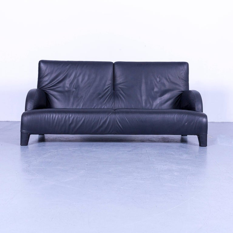 We offer delivery options to most destinations on earth. Find our shipping quotes at the bottom of this page in the shipping section.  An B&B Italia Oriente Designer Leather Sofa Set Three-Seater + Foot-Stool  Shipping:  An on point shipping process