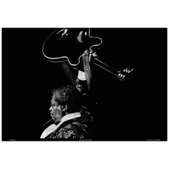B.B. King, Benson and Hedges Blues Festival, Houston 1990, Limited Edition of 25