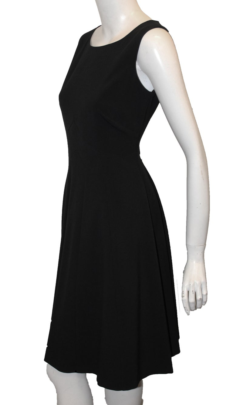 a0aa7d53c3b ... Classic Little Black Dress For Sale. Only Burberry could make such a  beautifully tailored sleeveless dress with perfectly tailored shape  enhancing seams