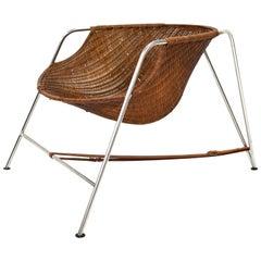 BD Barcelona Coqueta Chair by Pete Sans, Spain, 1987
