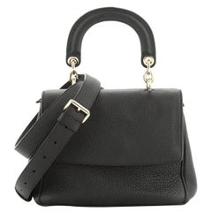 Be Dior Bag Pebbled Leather Mini