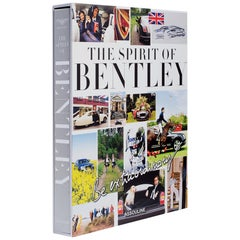 """""""Be Extraordinary, The Spirit of Bentley"""" Book"""