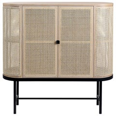 Be My Guest Cane Sideboard by Charlotte Høncke for Warm Nordic