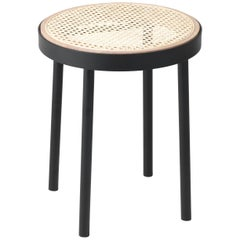 Be My Guest Cane Stool by Charlotte Høncke for Warm Nordic