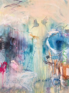 feeling home VI (XL), Mixed Media on Canvas