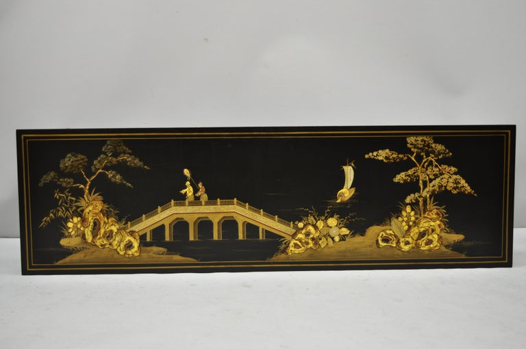 Beacon Hill Collection George Iii Chinoiserie Black