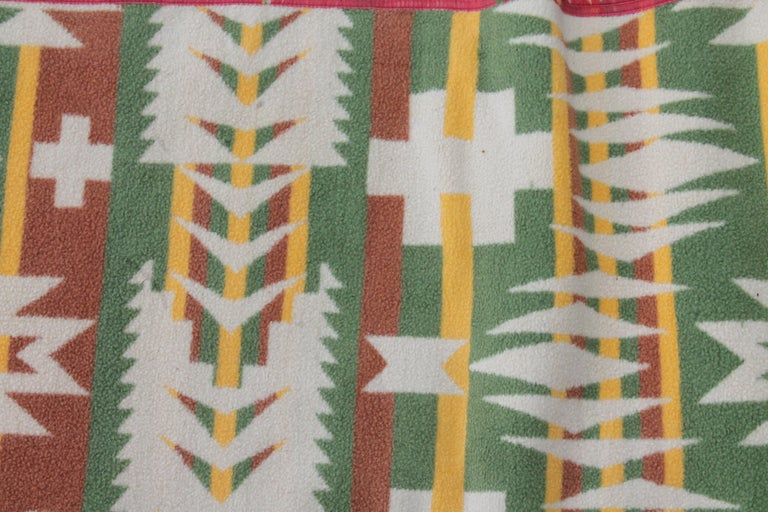 Beacon Indian Design Camp Blanket For Sale 1