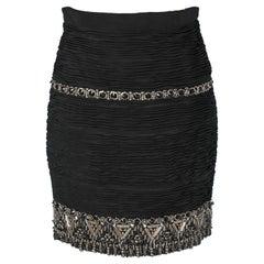 Beaded skirt Atelier Versace