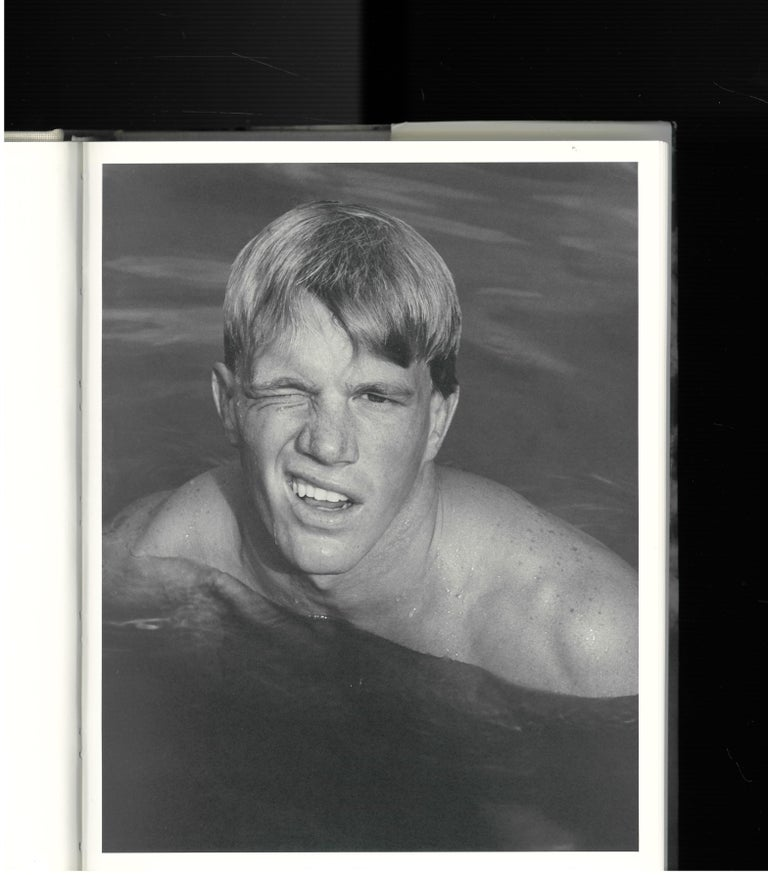 Bear Pond, Book of Photographs by Bruce Weber In Excellent Condition For Sale In North Yorkshire, GB