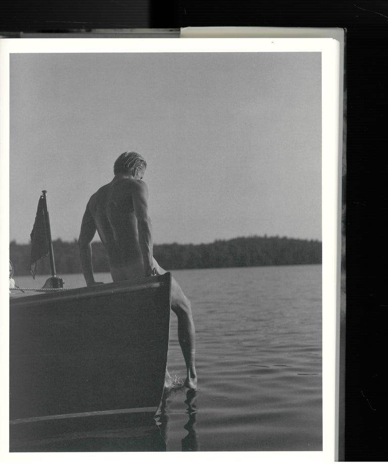 20th Century Bear Pond, Book of Photographs by Bruce Weber For Sale