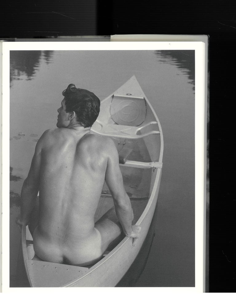 Paper Bear Pond, Book of Photographs by Bruce Weber For Sale