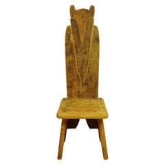 Bear Throne Chair