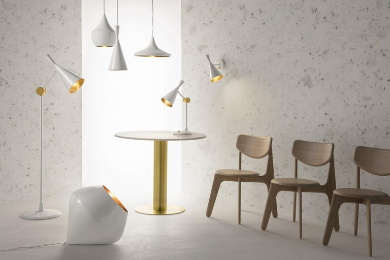 Beat Table Light by Tom Dixon For Sale 7
