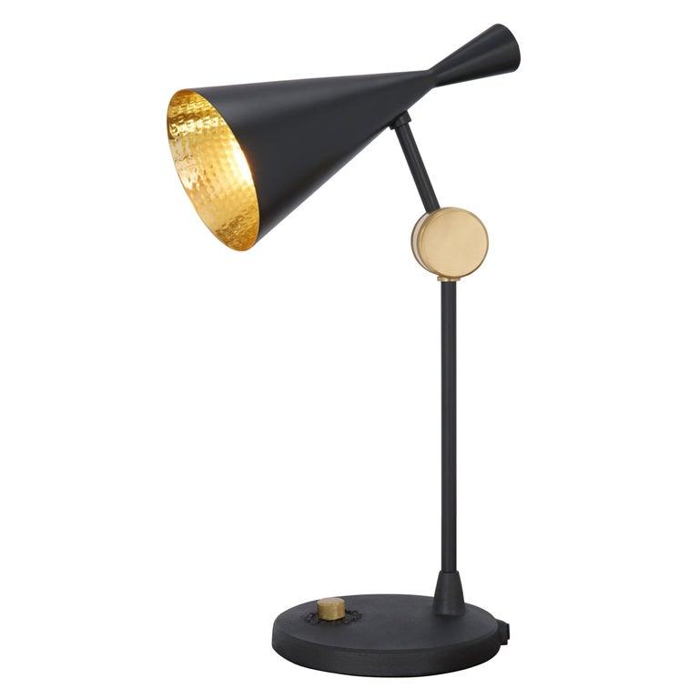 For Sale: Black (black.jpg) Beat Table Light by Tom Dixon