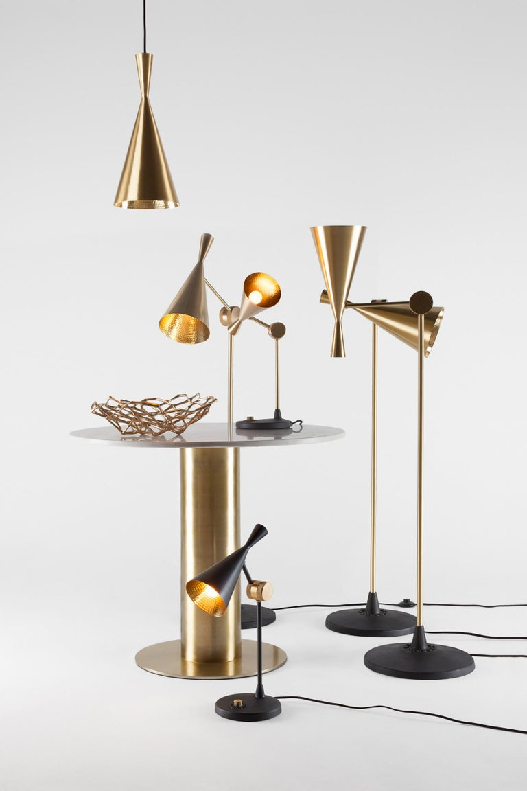 Beat Tall Pendant Light by Tom Dixon In New Condition For Sale In New York, NY