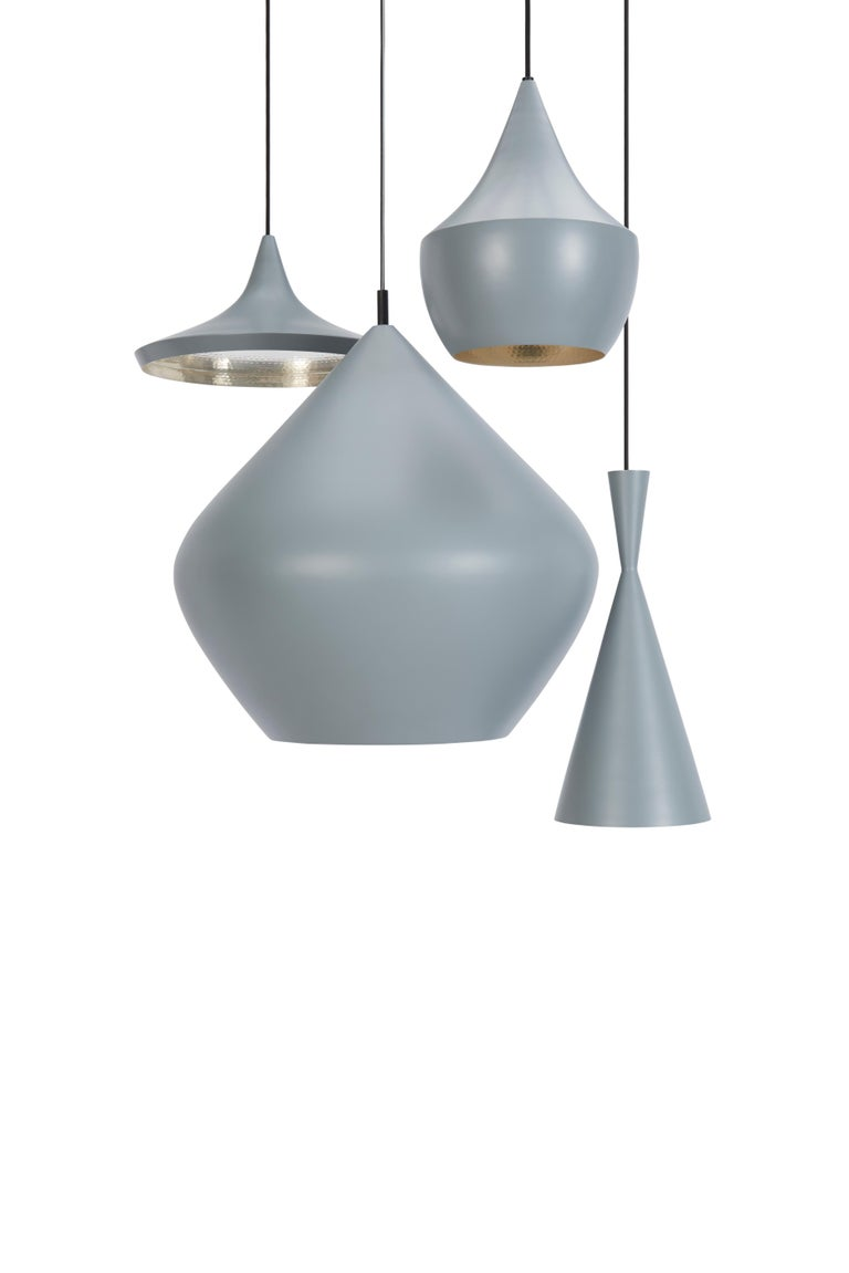 Beat Wide Pendant Light by Tom Dixon In New Condition For Sale In New York, NY