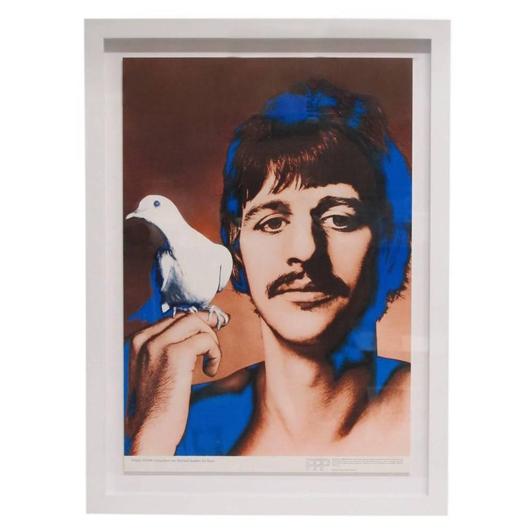 Mid-Century Modern The Beatles by Richard Avedon, Offset Lithographs, for Stern Magazine For Sale
