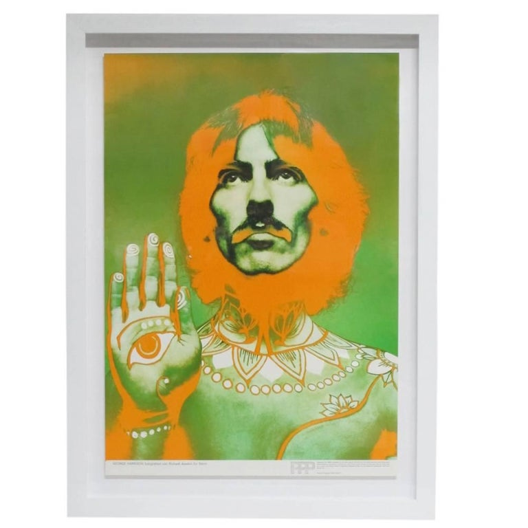 English The Beatles by Richard Avedon, Offset Lithographs, for Stern Magazine For Sale