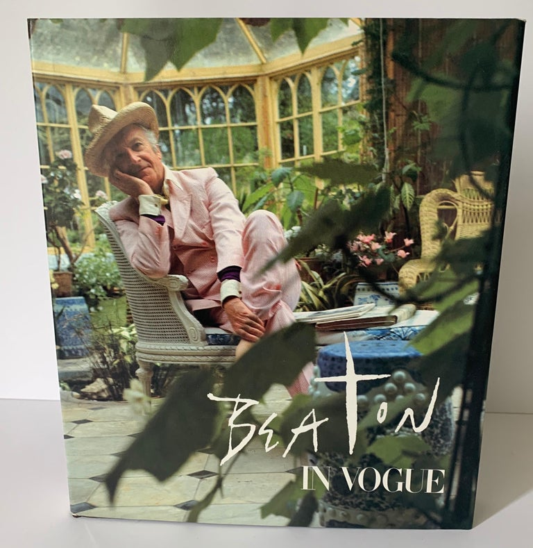 Beaton In Vogue 1st Edition hardcover book. Beaton in Vogue By Josephine Ross. Published by Clarkson N. Potter, First American Edition, 1986. 240 pages featuring photographs spanning Beaton's illustrious career.
