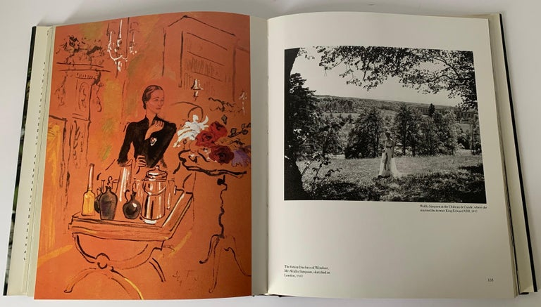 Paper Beaton In Vogue 1st Edition Hardcover Book For Sale
